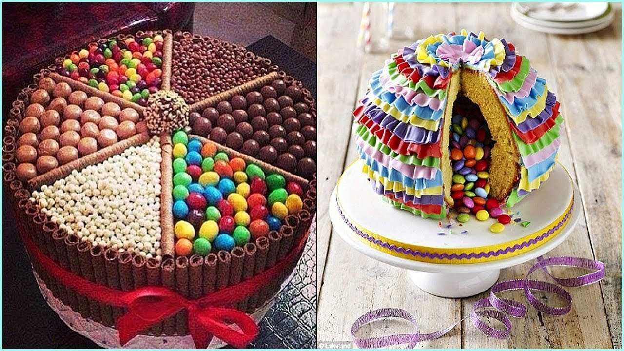 Как украсить торт: простые идеи в фотографиях - домашний ресторан
